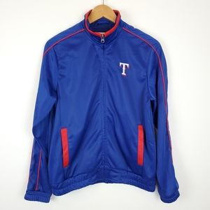 G-III Sports by Carl Banks Texas Rangers Jacket
